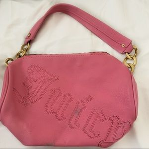 Pink Juicy Couture Barrel Purse